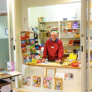 Man in Shop Wynyard