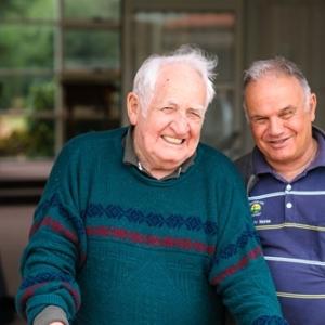 Two Male Residents Wynyard
